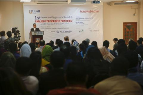 ULAB, bdnews24.com host international conference on English for Specific Purposes
