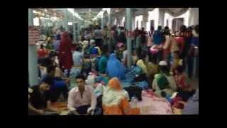 Eid rush picks up at Sadarghat ferry terminal