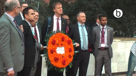 UK leaders pay tribute to Language Movement martyrs