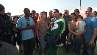 Skydiver jumps from plane without a parachute